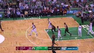 2nd Quarter, One Box Video: Boston Celtics vs. Cleveland Cavaliers