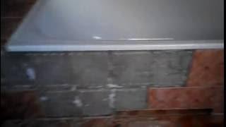 видео Обновление Швов Плитки в Ремонте Ванной Комнаты
