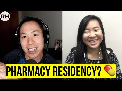 Pharmacy Residency: Reality vs. Expectations 💊| Janice Burgos | Refugee Hustle Podcast