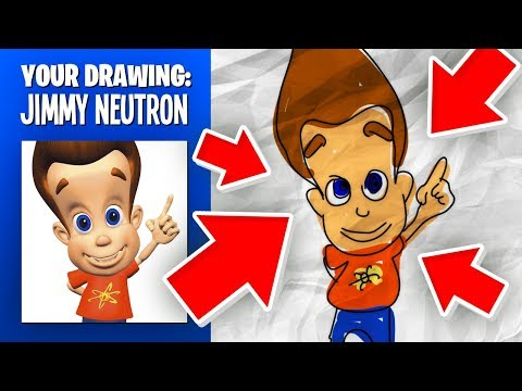 IT'S JIMMY NEUTRON!