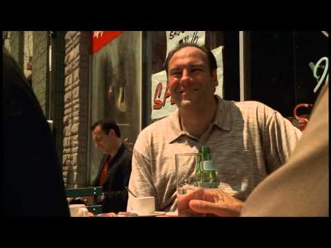The Sopranos  People hardly notice a leader