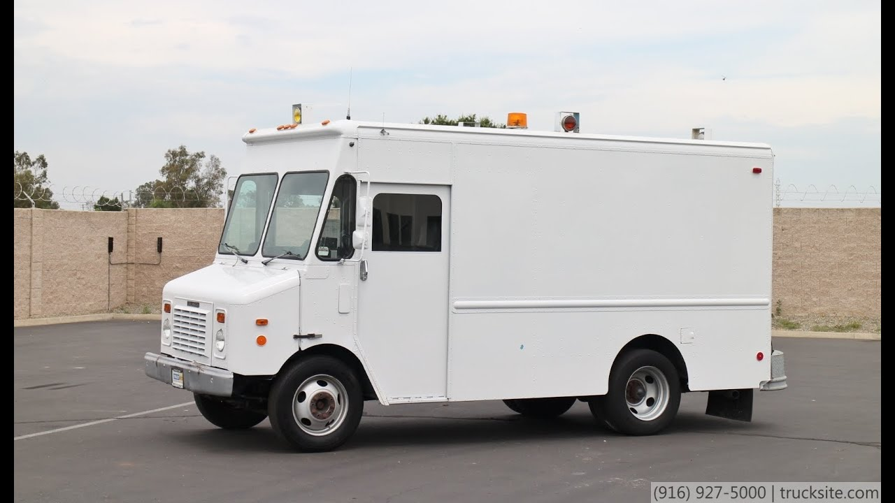 e66cc5e929 1996 GMC P3500 Grumman Olson 12  Step Van for sale. Truck Site
