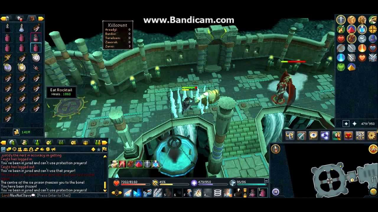 Nex Solo With Virtus Wand (Runescape) by Steviol RS