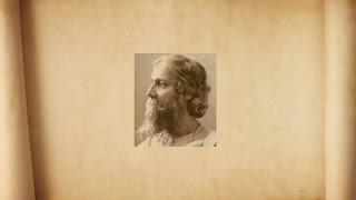 """Rabindranath Tagore. """"Non Andartene, Amore"""". Voce di Alfred B. Revenge"""