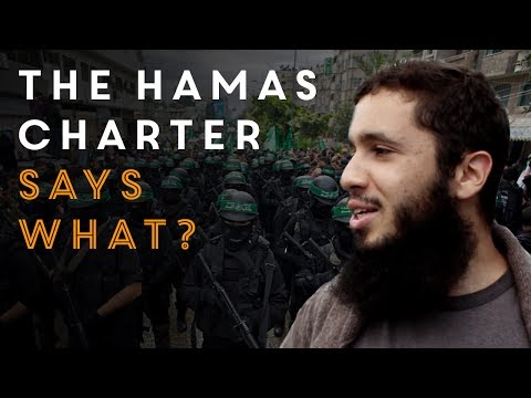 A young London Muslim learns the Hamas charter calls for the murder of Jews.