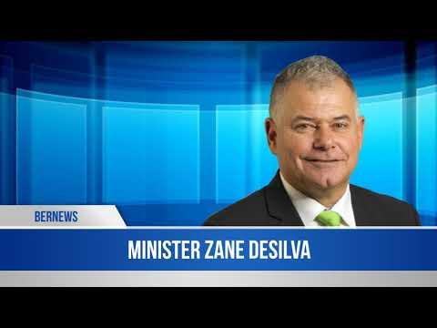 Minister Zane De Silva In The House, May 10 2019