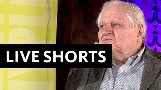 John Ashbery, Timothy Donnelly, Adam Fitzgerald & Robert Polito | LIVE from the NYPL