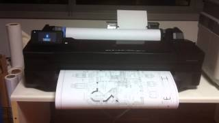 HP DESIGNJET T120 24