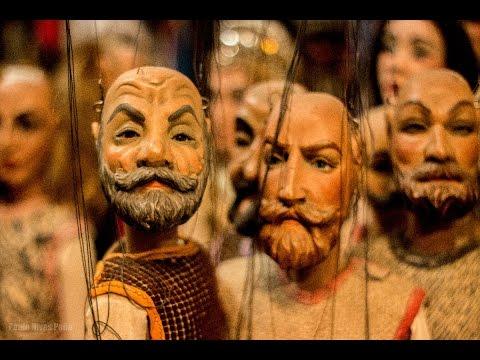 Carlo Colla e Figli - Marioneteros de Milano (Subs en español)