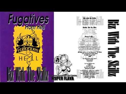 Fugatives From Hell ‎- Biz With The Skillz (Full CD Maxi) (1993)