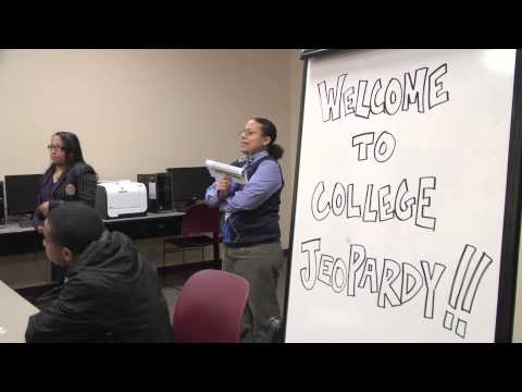 The Importance of Higher Eductaion with the College Access Center