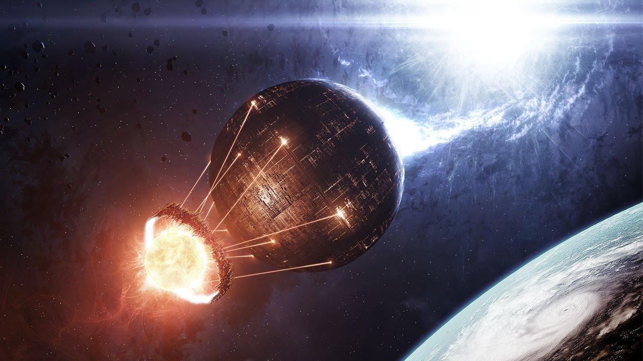 Resultado de imagen para megastructure alien