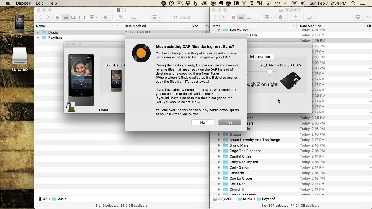 Dapper for Mac updates: App to sync iTunes with your DAP | Headphone