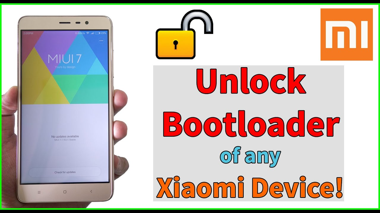 Your phone bootloader cannot be officially unlocked fix