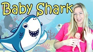 Baby Shark Song   Kids Songs and Nursery Rhymes   Sing and Dance   Funny Animal Songs   Cartoon