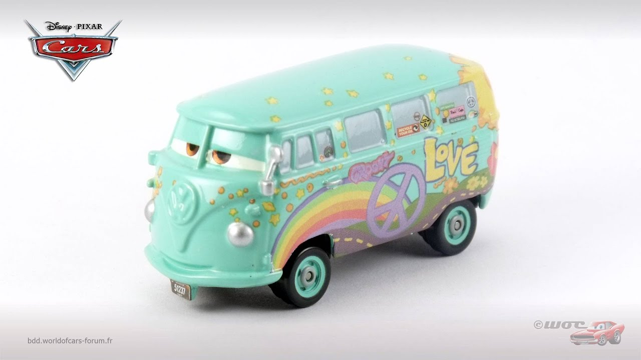 Disney/Pixar Cars Die-Cast Fillmore - Walmart.com ... |Fillmore Cars