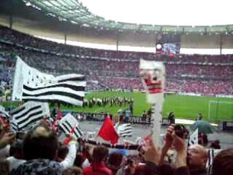 Hymne breton arriv e bagad finale coupe de france 2009 rennes guingamp youtube - Guingamp coupe de france 2009 ...