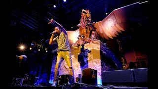 Travis Scott Dark Knight Dummo Performed Live Second Times In Houston Texas 12 7 17