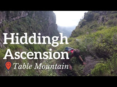Hiddingh-Ascension - Table Mountain (4K)