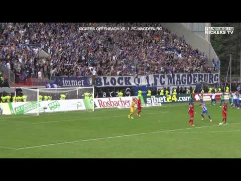 Kickers Offenbach vs. 1. FC Magdeburg