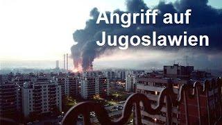 Angriff auf Jugoslawien durch das Kriegsbündniss NATO // ARD - Doku