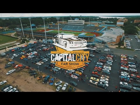 Capital City Car Show 2017 | Southern University Baton Rouge, LA