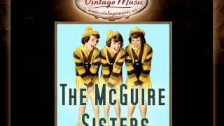 12The McGuire Sisters -- It May Sound Silly