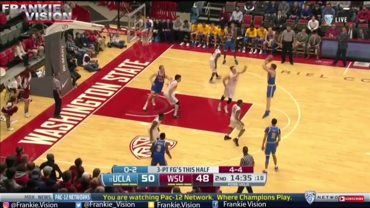 Top 10 Best 3-point shooters in UCLA History
