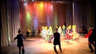 "Dance of the Volga Tatars  ""the Spring stream"""