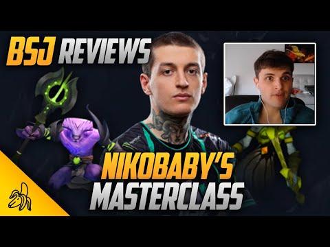 BSJ Reviews Nikobaby's Carry Masterclass (on GamerzClass)