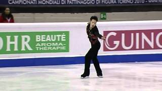 Full HD - Daisuke TAKAHASHI - Worlds 2010 SP 高橋大輔.