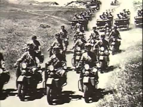 History of Harley-Davidson Mortorcycle