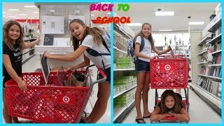 BACK TO SCHOOL SHOPPING/HAUL/KATHERYN BALBOA