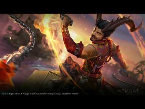 VAINGLORY HERO Reza Counter Rona