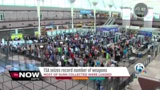 Aviation Expert Ken Jenkins on national TV discussing TSA