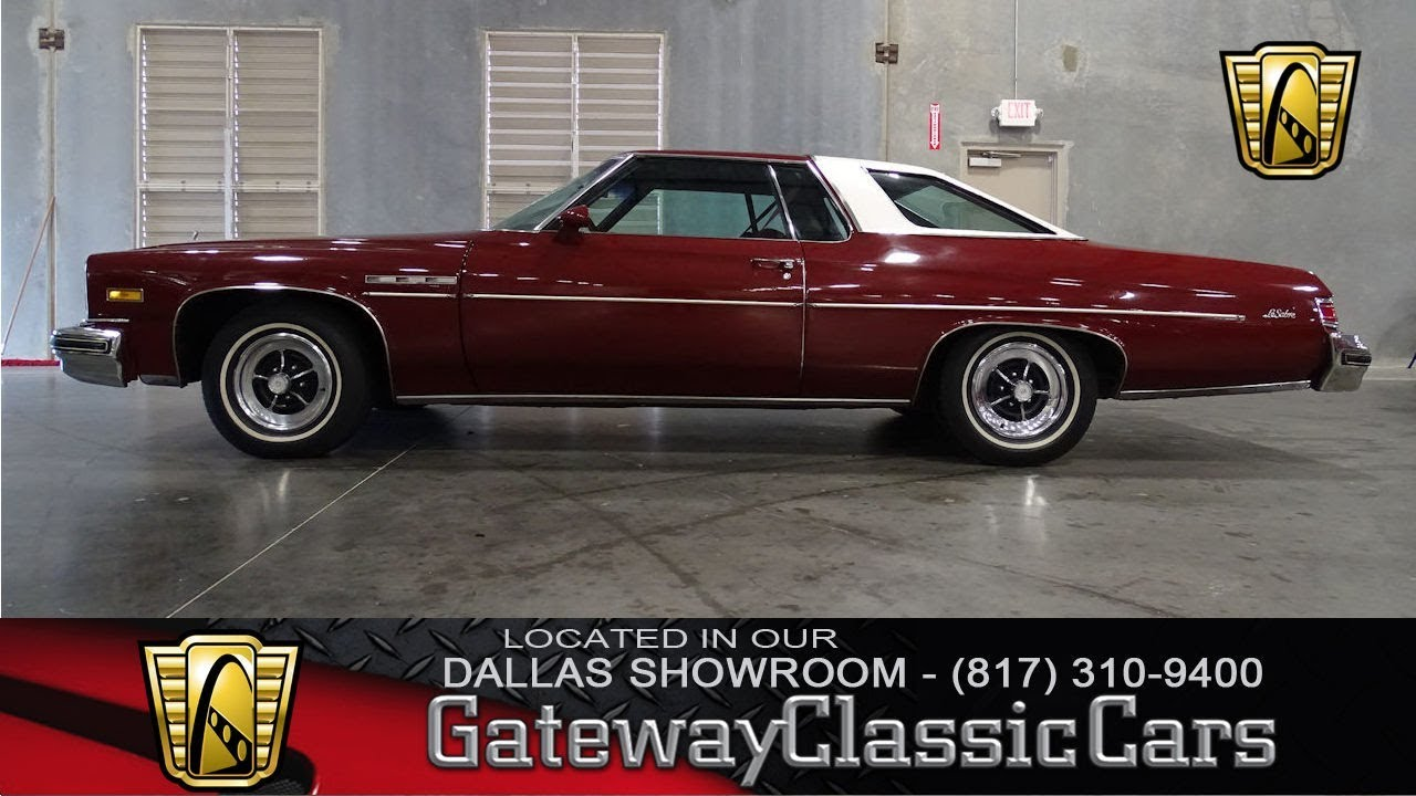 1976 buick lesabre custom 656 dfw gateway classic cars of dallas youtube. Black Bedroom Furniture Sets. Home Design Ideas