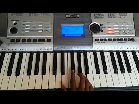 Junga - Bgm In Keyboard   Vijay Sethupathi  