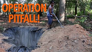 OPERATION PITFALL!