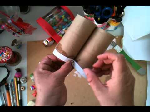 Organizador de lapiceros viyoutube for Lapiceros reciclados manualidades