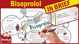 Bisoprolol ( Concor 5mg ): What Is Bisoprolol?  Bisoprolol Uses, Side Effects & Mechanism Of Action