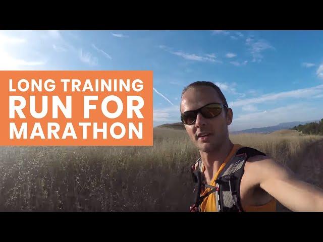Marathon Long Training Run