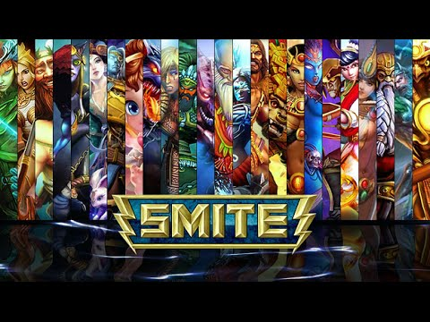 видео: smite - стрим