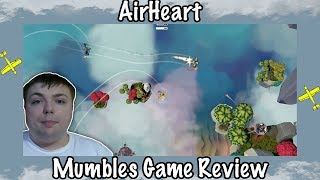 AirHeart - Flying and Fishing! - Mumbles Game Review