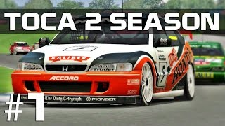 Toca 2 Touring Cars  - Season Mode (Round 1 - 12)