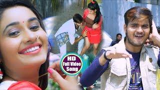 """#Arvind Akela """"Kallu""""& Ritu Singh (2018) का सबसे बड़ा हिट गाना - Buxer Bazar Me - SWARG - Movie Songs"""