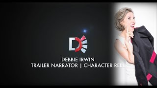 Trailer Narrator and Character Reel - Debbie Irwin