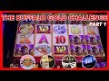 THE BUFFALO GOLD SLOT CHALLENGE PART 1 💰 | NorCal Slot Guy