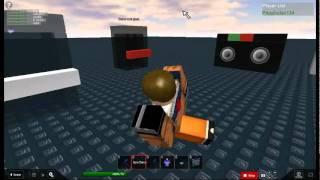 Dance Man in ROBLOX!