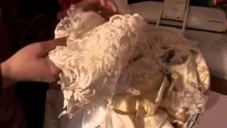 Как сделать свадебное платье