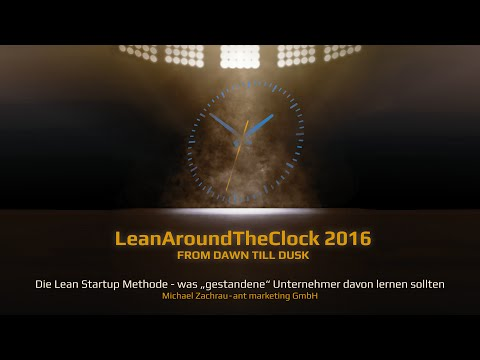 Die Lean Startup Methode - was